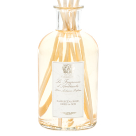 Damascena Rose, Orris & Oud Home Ambiance Fragrance | Antica Farmacista | b-glowing