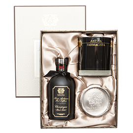 Champagne Home Ambiance Fragrance and Candle Gift Set - Limited Edition | Antica Farmacista | b-glowing
