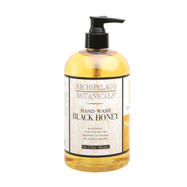 Black Honey Hand Wash | Archipelago | b-glowing