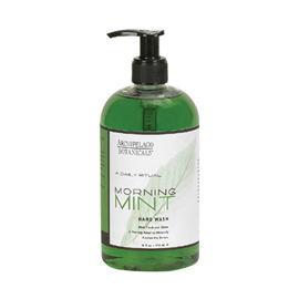 Morning Mint Hand Wash | Archipelago | b-glowing
