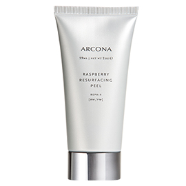 Raspberry Resurfacing Peel | ARCONA | b-glowing