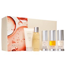 Basic Five Travel Kit - Normal Skin | ARCONA | b-glowing