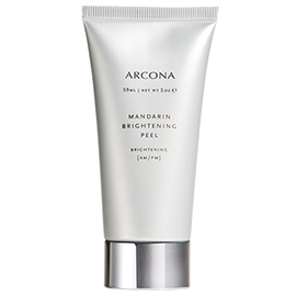 Mandarin Brightening Peel | ARCONA | b-glowing