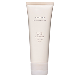 Golden Grain Gommage | ARCONA | b-glowing