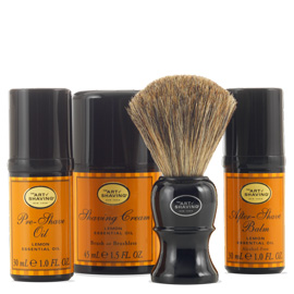 Mid Size Kit - Lemon | The Art of Shaving | b-glowing