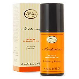 Facial Moisturizer - Orange | The Art of Shaving | b-glowing