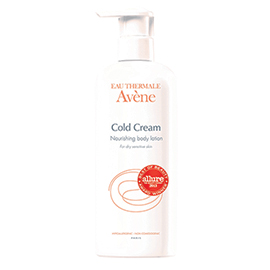 Cold Cream Nourishing Body Lotion | Avene | b-glowing