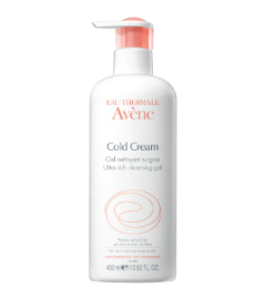 Cold Cream Ultra Rich Cleansing Gel | Avene | b-glowing