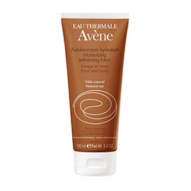 Moisturizing Self-Tanning Lotion
