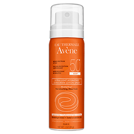 Ultra-Light Hydrating Sunscreen Lotion Spray SPF 50+ - 1 oz | Avene  | b-glowing