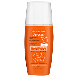 Ultra-Light Hydrating Sunscreen Lotion SPF 50+ | Avene | b-glowing