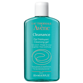 Cleanance Cleansing Gel for Face and Body | Avene | b-glowing