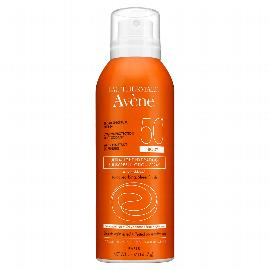 Ultra-Light Hydrating Sunscreen Lotion Spray SPF 50+ | Avene  | b-glowing