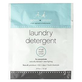 Laundry Detergent Sample