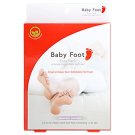 Exfoliant Foot Peel | Baby Foot | b-glowing