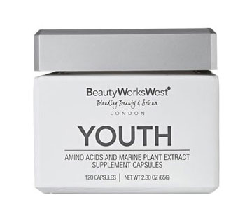 Youth Supplement - 120 Capsules | Beauty Works West | b-glowing
