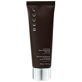 Luminous Body Perfecting Mousse | BECCA Cosmetics | b-glowing