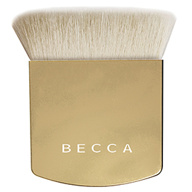 The One Perfecting Brush - Limited Edition Gold Handle | BECCA Cosmetics | b-glowing