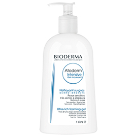 Atoderm Intensive Foaming Gel | BIODERMA | b-glowing