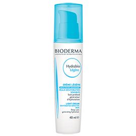 Hydrabio Light Cream | BIODERMA | b-glowing