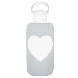 Heart bkr bottle | bkr | b-glowing