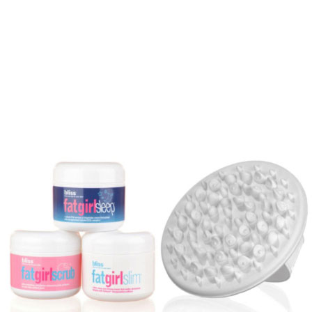 Fat Girl Slim Treatment Set