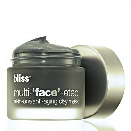 Multi-'face'-eted Clay Mask | bliss | b-glowing