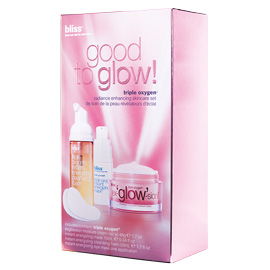 Triple Oxygen Good to Glow Set