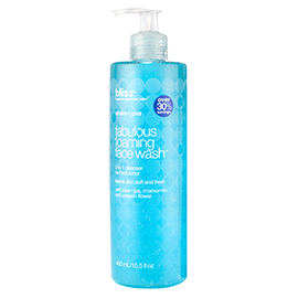 Fabulous Foaming Face Wash - 15.5 oz