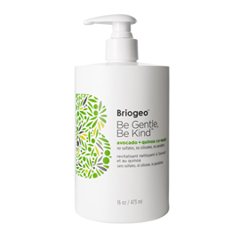 Be Gentle, Be Kind Avocado + Quinoa Co-Wash | Briogeo | b-glowing