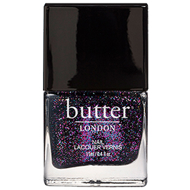 The Black Knight Nail Lacquer
