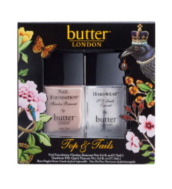 Tops and Tails Set | butter LONDON | b-glowing