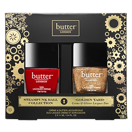 Golden Yard Holiday Lacquer Duo