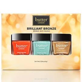 Limited Edition Brilliant Bronze Lacquer Set