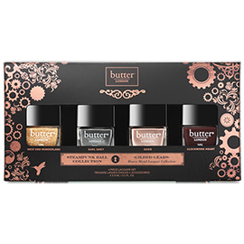 Gilded Gears Holiday Lacquer Set