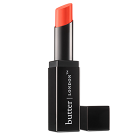 LIPPY Moisture Matte Lipstick | butter LONDON | b-glowing