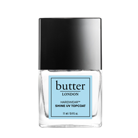 Hardwear Shine UV Topcoat | butter LONDON | b-glowing