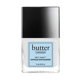 Melt Away Cuticle Exfoliator | butter LONDON | b-glowing