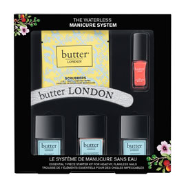 Waterless Manicure System | butter LONDON | b-glowing