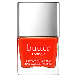 Patent Shine 10x Nail Lacquer | butter LONDON | b-glowing