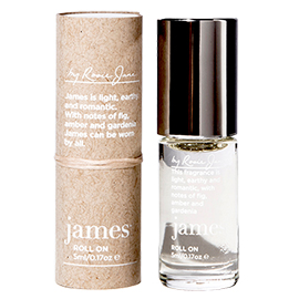 James Perfume Oil | By Rosie Jane | b-glowing