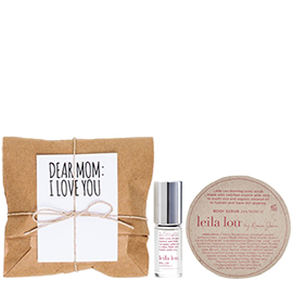 Leila Lou Mothers Day Gift Set 2014