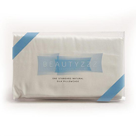Natural Silk Pillowcase | Beautyzzz | b-glowing