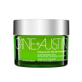 Acne Treatment Pads | Cane + Austin | b-glowing