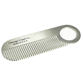 Model No. 2 | Chicago Comb | b-glowing