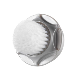 LUXE Satin Precision, High Performance Contour Brush Head | Clarisonic | b-glowing