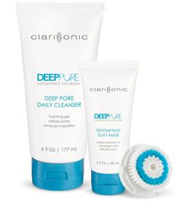 Deep Pore Detoxifying Replenishment Set