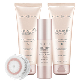 Sonic Radiance Brightening Transformation Kit