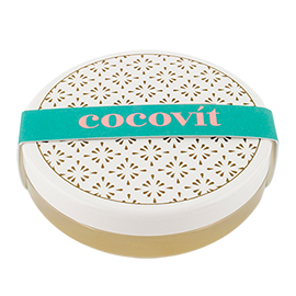 Orange + Basil Lip Balm | Cocovit | b-glowing