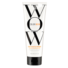 Color Security Shampoo | Color Wow | b-glowing